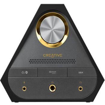 Звуковая карта Creative Sound Blaster X7: фото
