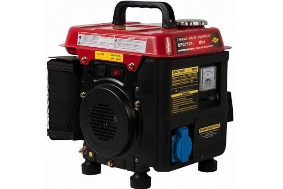 Бензиновый генератор DDE DPG 1101i: фото