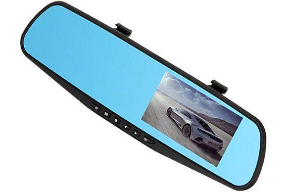 Видеорегистратор Digma FreeDrive 303 Mirror Dual: фото