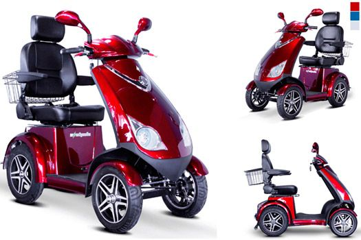 The Fastest Mobility Scooter - Drive Medical: photo