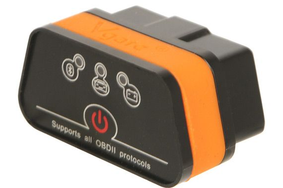 Автосканер Emitron Vgate iCar Bluetooth: фото