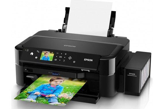 Принтер Epson L810: фото
