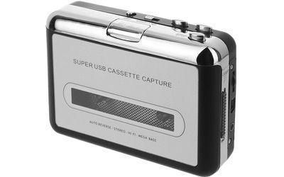 MP3-плеер Espada Cassette Capture: фото