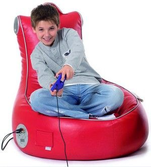 innovative bean bag: photo