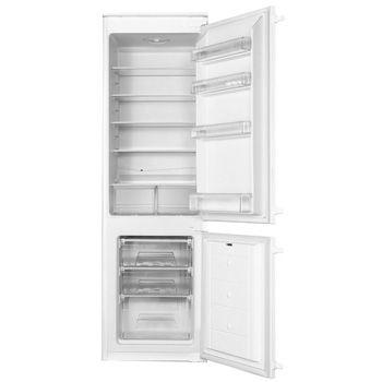 Бюджетный встраиваемый холодильник HANSA: фото