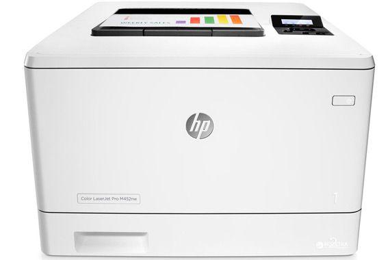 Принтер HP Color LaserJet Pro M254nw: фото