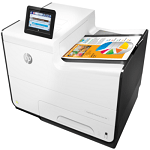 HP PageWide Enterprise 556dn min: фото