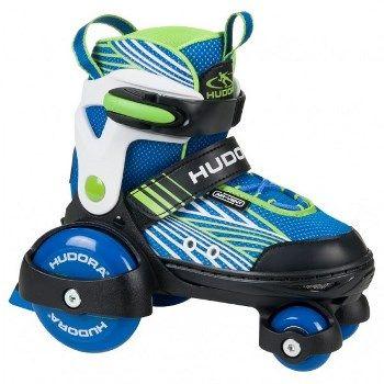 Роликовые коньки HUDORA My First Quad Boy: фото
