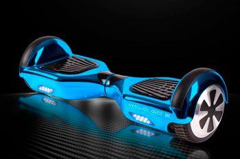 Halo Go 2 Hoverboard: photo