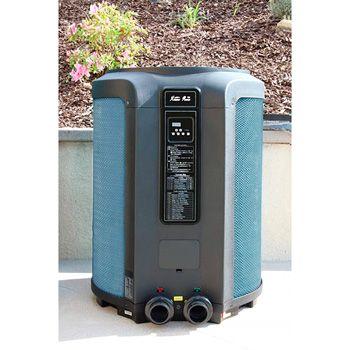 XtremepowerUS 53,000 BTU Heat Pump: photo