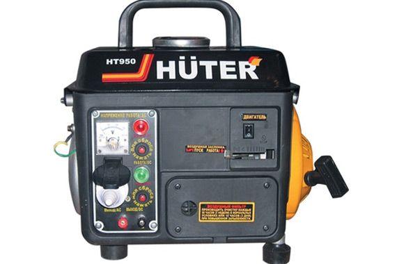 Ручной генератор Huter HT950A: фото