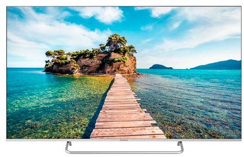 современная модель телевизора Hyundai: фото