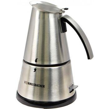 кофеварка Rommelsbacher EKО 366/E: фото