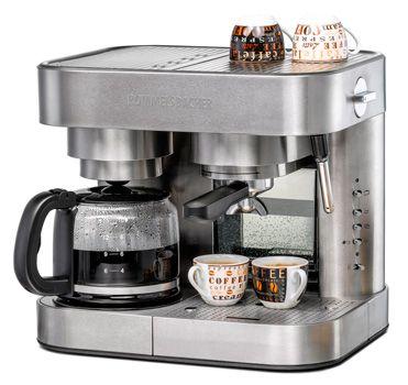 комбинированная кофеварка Rommelsbacher EKS 3010: фото