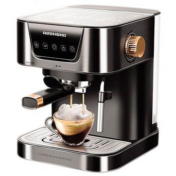 рожковая кофеварка для дома: фото