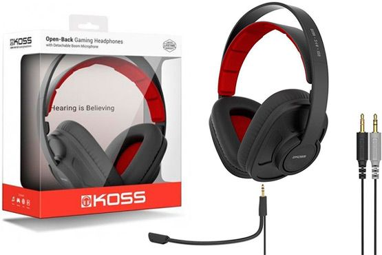 Closed-Back Gaming Headphones from Koss: photo