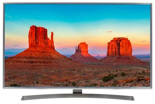 Современный телевизор LG 43UK6710: фото