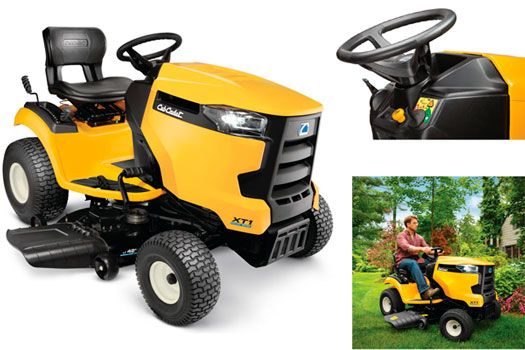 TOP-5 best riding lawn mowers in 2019 from $1500 to $2500