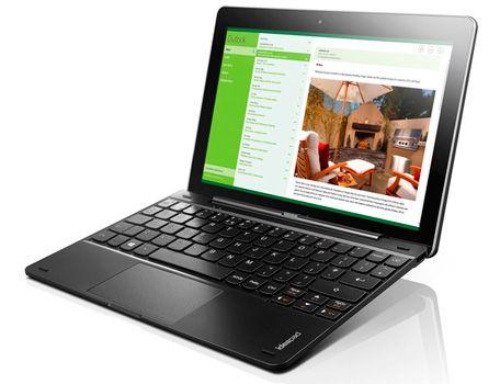 планшет на Windows Lenovo Miix 300: фото