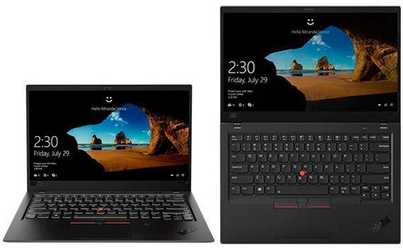 Lenovo ThinkPad X1 Carbon: photo
