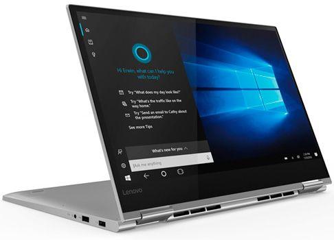 ноутбук-трансформер Lenovo Yoga 730: фото