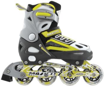 Роликовые коньки MaxCity Punto 64: фото