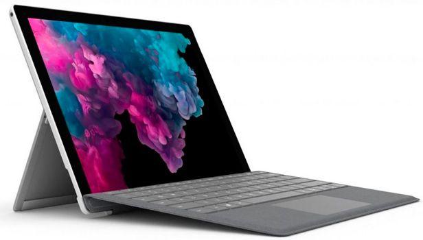 планшет на Windows - Microsoft Surface Pro 6: фото