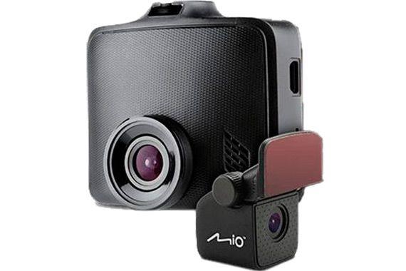 Видеорегистратор Mio MiVue C380D: фото