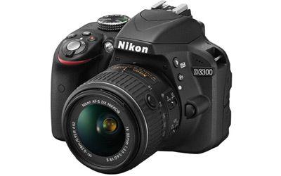 Фотоаппарат Nikon D3300 Kit: фото