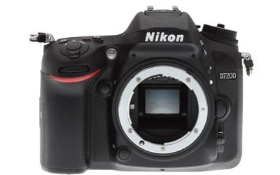 Фотоаппарат Nikon D7200 Body: фото