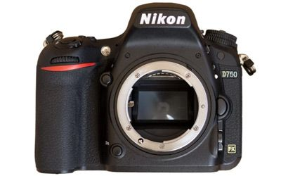 Фотоаппарат Nikon D750 Body: фото