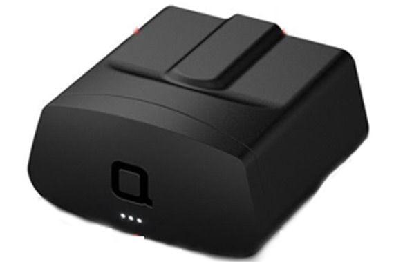 Автосканер Nonda ZUS Smart Vehicle Health Monitor ZUHMBKBTV: фото