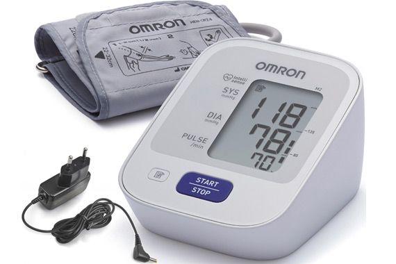 Тонометр Omron M2 Basic: фото
