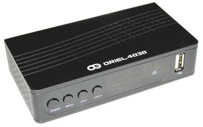 ТВ-приставка Oriel 403403D: фото