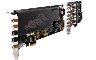 Звуковая карта PCI E ASUS Essence: фото