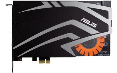 Звуковая карта PCI E ASUS Strix Soar: фото