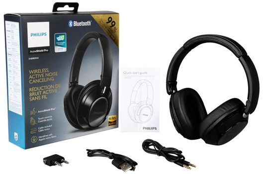 Wireless Noise Cancelling Over-Ear Headphones: photo