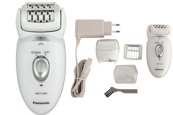 Эпилятор Panasonic ES ED53 W520: фото