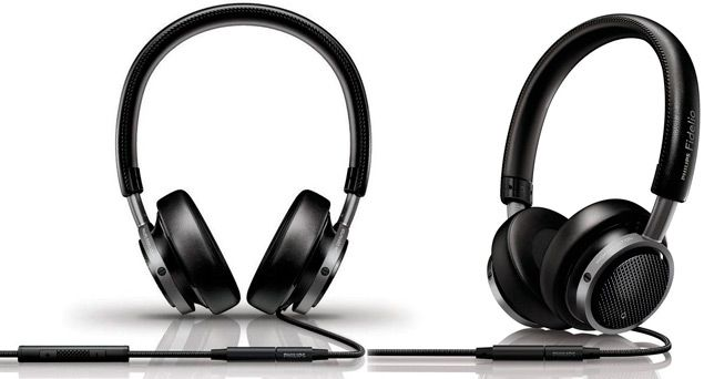 Premium Closed-Back Headphones Stereo from Philips: photo