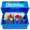 5-Way Swimming Pool and Spa Water Chemistry Test Kit min: photo