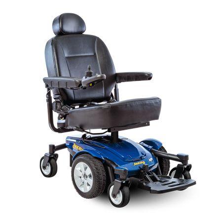 Power Wheelchair Jazzy Select 6: photo