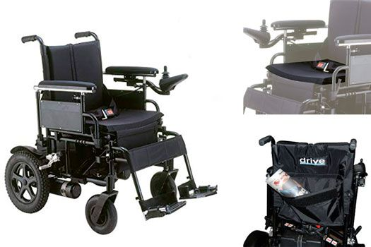 Affordable Medical Powerchair: photo