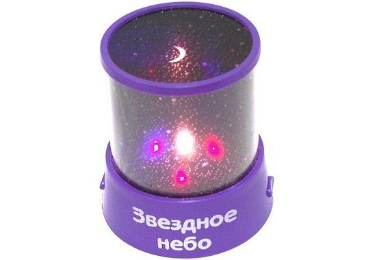 Проектор звездного неба Purple 93359: фото