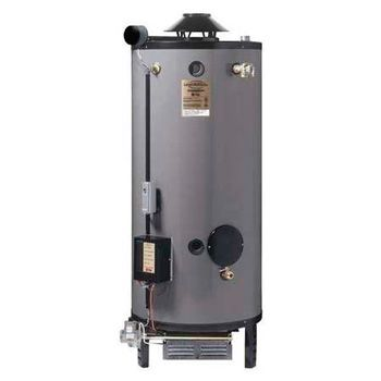 76-Gallon Water Heater RHEEM-RUUD: photo
