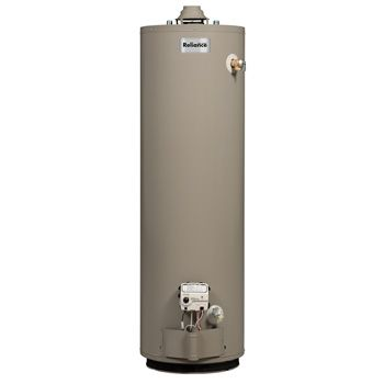 50 Gallon Gas Water Heater Reliance: photo