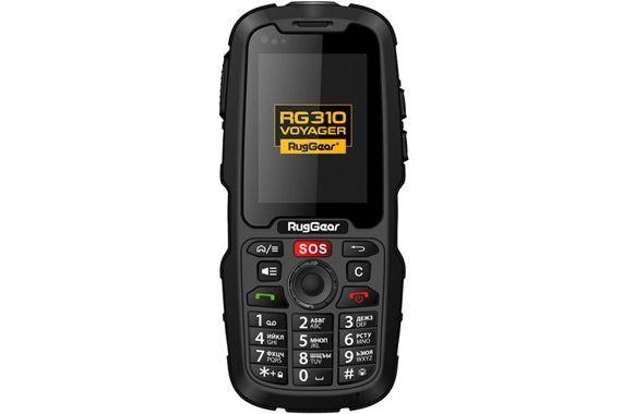 Телефон RugGear Voyager RG310: фото