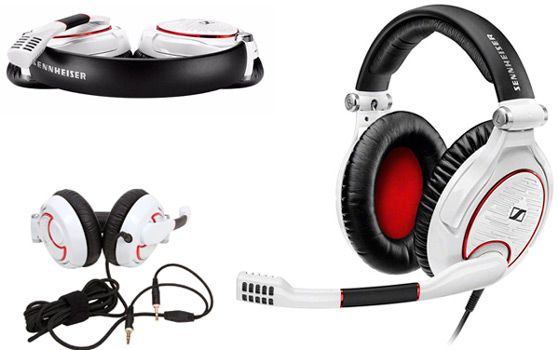 Gaming headset Sennheiser GAME ZERO: photo