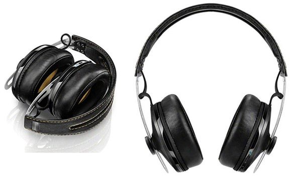 Sennheiser Headphones with Active Noise Cancellation: photo