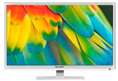 Телевизор для кухни Sharp LC 24CHF4012EW: фото