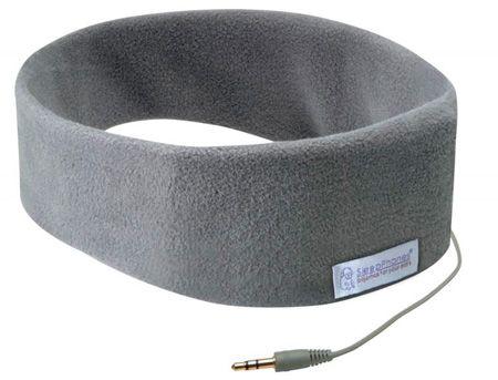 наушники для сна SleepPhones: фото